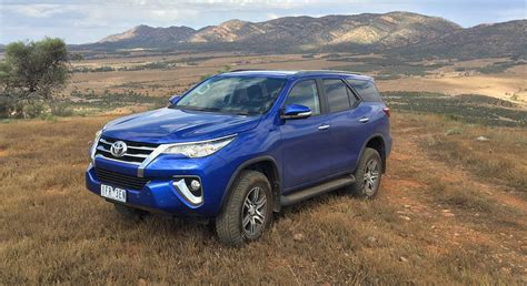 toyota on toyota fortuner review caradvice