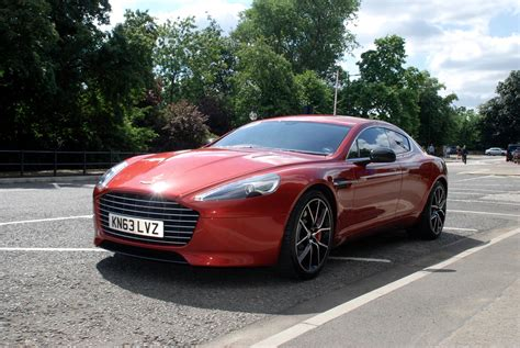 Aston Martin Rapide Used by Used 2013 Aston Martin Rapide S V12 For Sale In