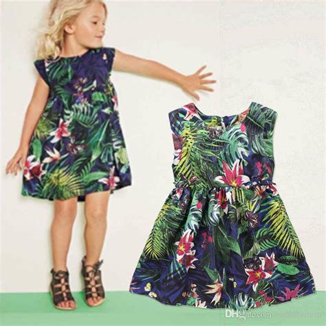 Kids Clothing Storage by 2018 Fashion S Dresses Baby Kids Clothing Summer