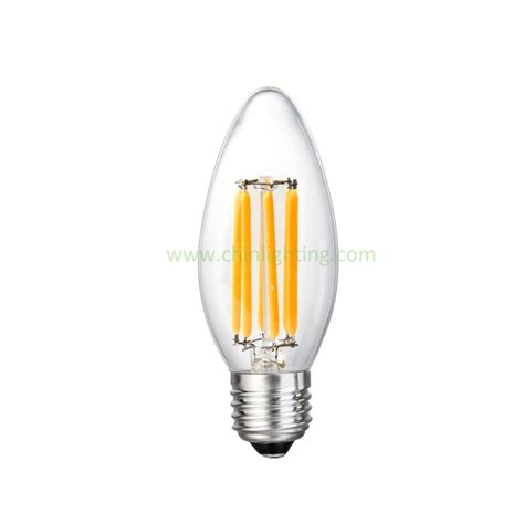 buy fashioned lights fashioned vintage led 4w c35 led filament candle light
