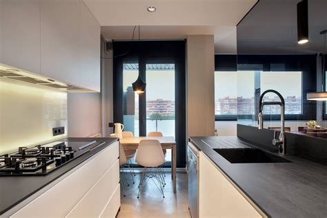 Wood Kitchen Island Top neolith residential ollin stone