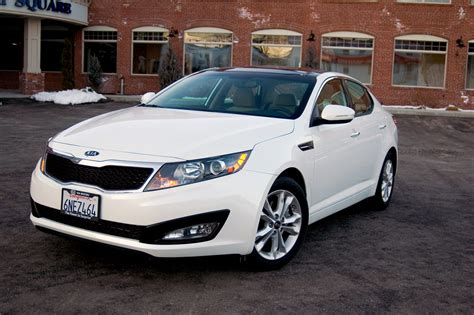 Kia Optima 2011 Reviews 2011 Kia Optima Ex Review Photo Gallery Autoblog