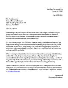 correct cover letter format best template collection