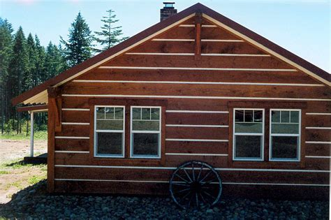Log Cabin Paneling by Cabin Siding For Mobile Home Myideasbedroom