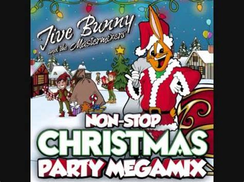 jive bunny s non stop christmas party megamix youtube