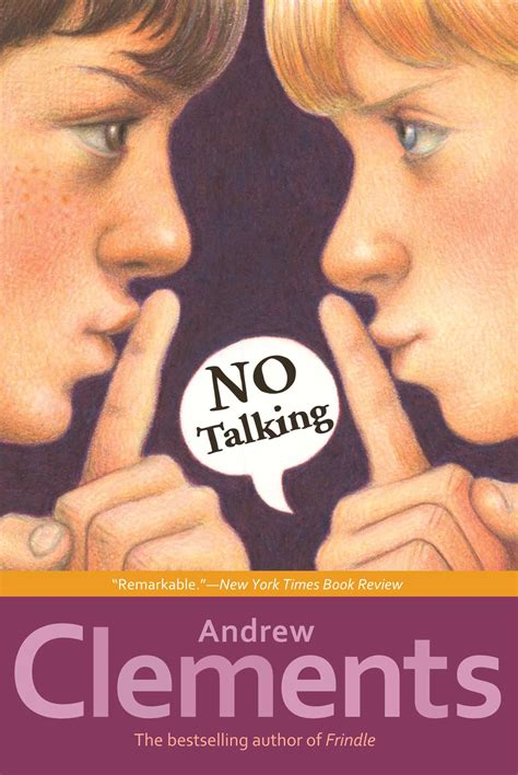 biography book club picks no talking ebook by andrew clements mark elliott