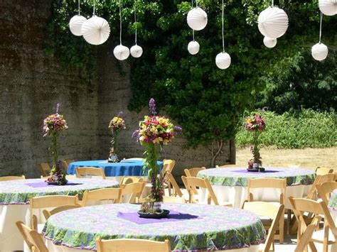 outdoor party ideas outdoor decor for spring interior decorating