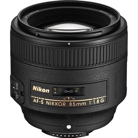 Lensa Nikon 50mm F 1 8 G nikon af s nikkor 85mm f 1 8g lens 2201 b h photo