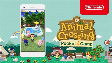 animal crossing pocket camp coming  android  ios