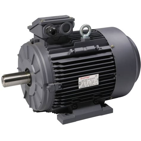 Ac Electric Motor by Ac Motors 3phase Techtop