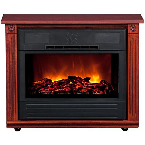heat surge 174 roll n glow 174 electric fireplace 220084