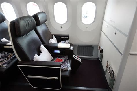 reviews on seats review atlantic 787 9 premium economy lhr to ewr
