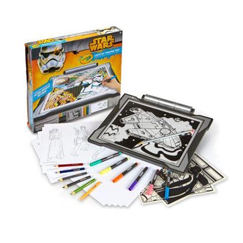 crayola wars light up tracing pad amazon com crayola wars light up tracing pad toys