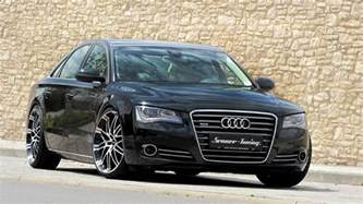 Audi A8 Tuned Official Audi A8 By Senner Tuning Gtspirit