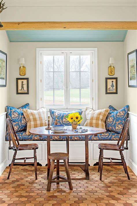 eat in kitchen eat in kitchen design ideas southern living