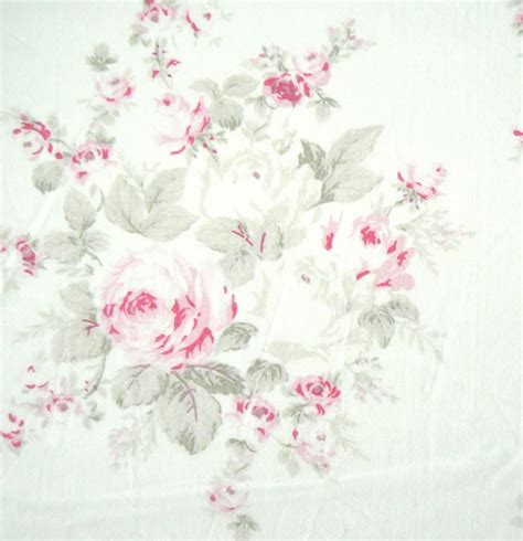 100 shabby chic rose fabric ditsy fabric bundle 14