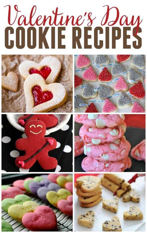 valentines day cookie recipe s day cookie recipes
