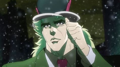 jojos bizarre adventure  anime review  steeldude