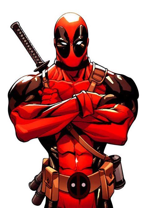 Imagenes Geniales De Deadpool   resultado de imagen para imagenes de deadpool para dibujar