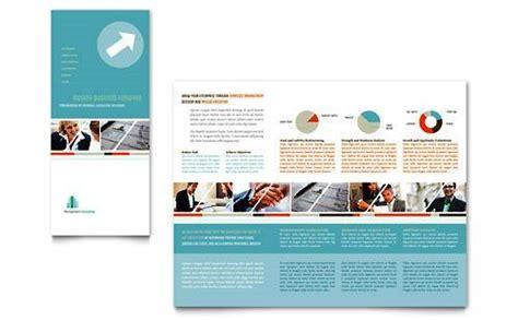 membuat brosur dengan indesign 1000 ide tentang brosur lipat tiga di pinterest brosur