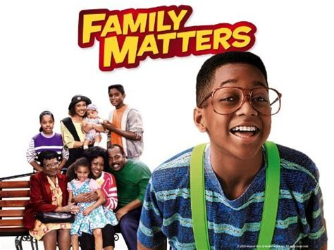 family matters live flashback monday 1996 family matters and steve