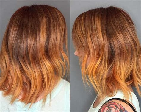light copper hair color 50 copper hair color shades to swoon fashionisers 169