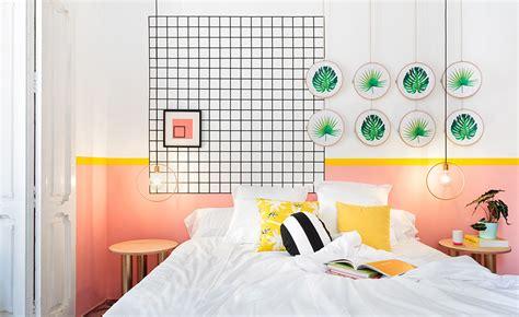 décoration tendance 2017 valencia lounge hostel wallpaper