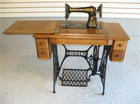 singer sewing machine cabinet styles early 1900s singer treadle sewing machine with 5