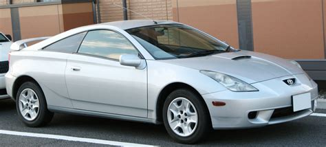 Toyota Cim Toyota Celica