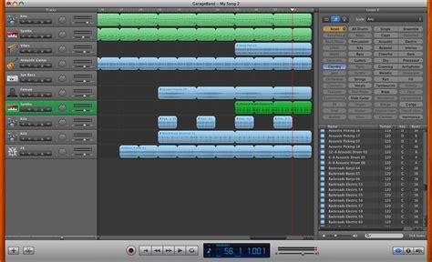 Garageband Looper Write Songs Using Garageband Loops Apple Gazette