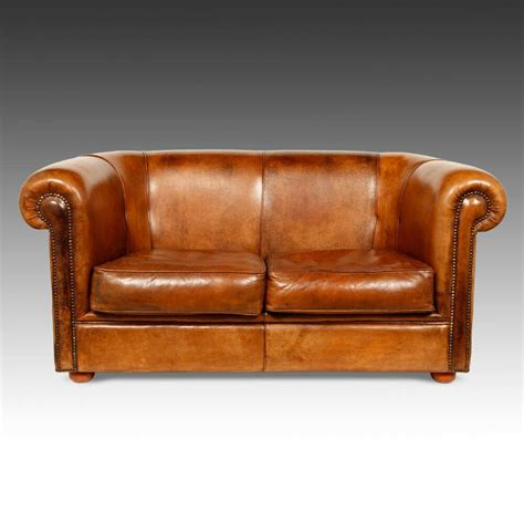 lounge sofa chair antiqued leather library cigar club lounge arm chair
