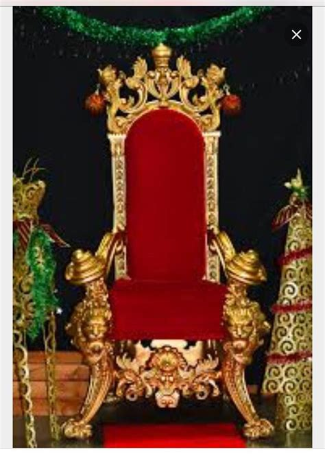 Santa Chair For Sale by 17 Best Images About Santa Chairs Throne On
