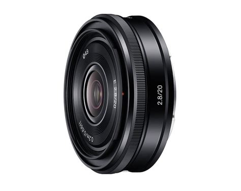 compact aps c sony patent for 20mm and 28mm f 2 8 prime compact aps c