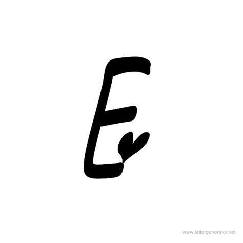 design system e font 10 letter e fonts images alphabet fonts heart letters