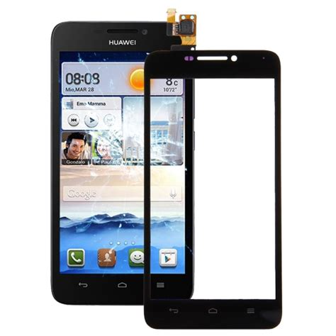 Touchscreen Huawei G630 Blackwhite replacement huawei ascend g630 touch screen digitizer