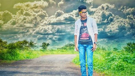 tutorial photoshop how to change background of picture how to change background sky using ps touch photoshop