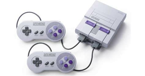 nintendo classic console nintendo classic edition for 76 96 shipped