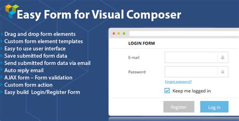 visual composer tags wordpress plugins dhvc form wordpress form for visual composer plugin
