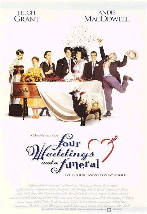 Four Weddings And A Funeral 1994 Review And Trailer by четири сватби и едно погребение 1000 филма които трябва