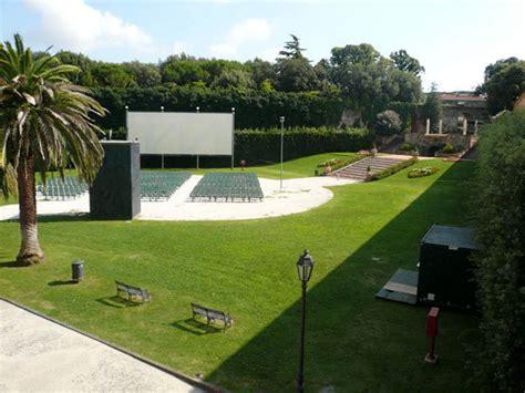 giardino scotto l apertura cinema al giardino scotto a pisa nel 2015