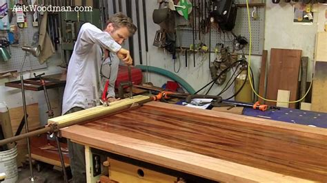 clamp mortise  tenon joints solid wood door