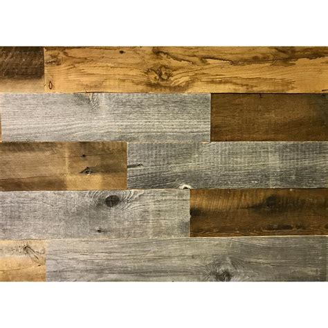 Reclaimed Wood Planks Za