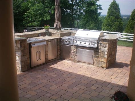 built in outdoor grill designs maryland custom bbq grill