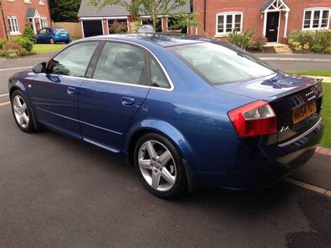 Audi A4 1 9 Tdi For Sale by For Sale Audi A4 1 9 Tdi Sport Diesel Low Mileage 2004