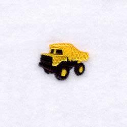 Mini Dump Truck Machine Embroidery by Mini Dump Truck Embroidery Designs Machine Embroidery