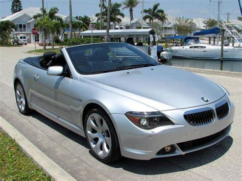 2006 Bmw 650i For Sale by 2006 Bmw 650i Convertible For Sale Savings From 9 576