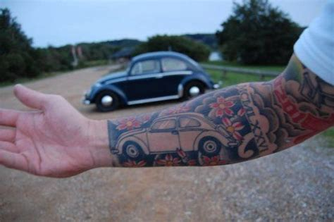 vw beetle tattoo designs 17 best images about das vw tattoos on logos