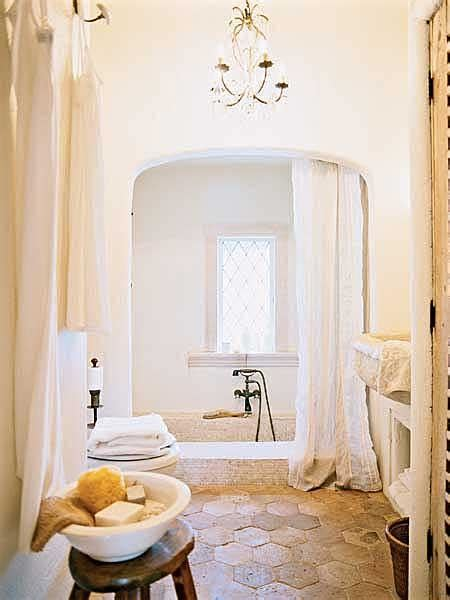terracotta bathroom floor tiles hex terracotta tiles mediterranean bathroom