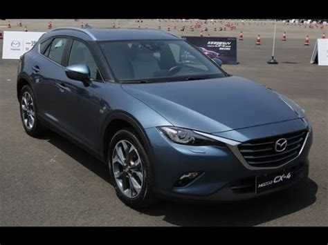 mazda 4 by 4 2017 mazda cx 4 crossover review