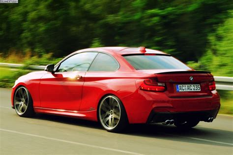 Bmw 2er Tuning by Ac Schnitzer Bmw 2er Tuning Programm F 252 R M235i F22 Co